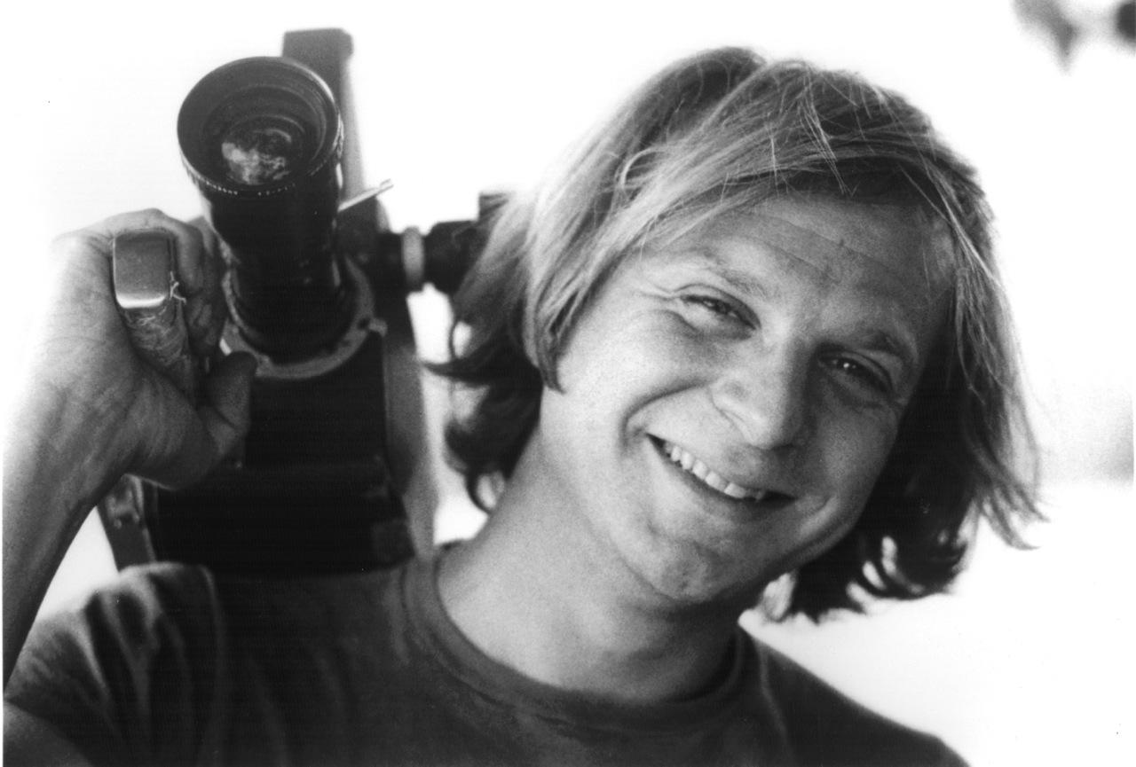 Der Dokumentarist Ed Pincus (1938-2013; c Ben Pincus)